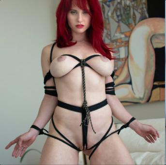 Andrea Rosu's Kinky Explorations