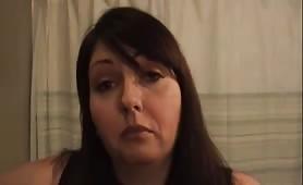 Son Fucks Cock Hungry Mom