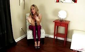 Erotic Nikki - Cum in Stepmom's Mouth