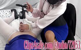 Nurse Mommy's Sissy Visit 1