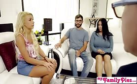 My Family Pies - Fat Ass Step Sis Cant Stop Twerking On My Cock! S1:E5