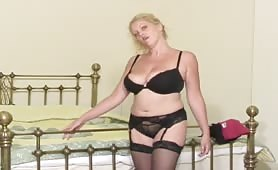 Leigh Gallagher - Mom son roleplay Part 2