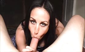 Lucy Mariexxxx - Mommy gives you an extra special blowjob