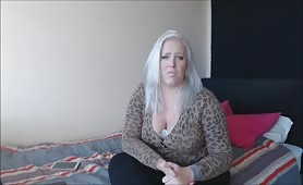 Goddess Victoria - Blackmailing Your Step-Mother With Her Porn Past