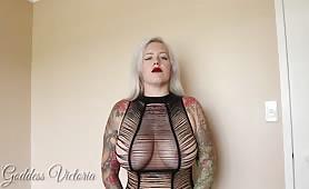 Goddess Victoria - Enslaved by supervillainess Mum