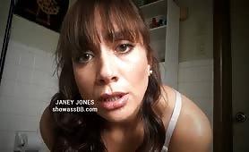 Janey Jones - Mommy's Asshole
