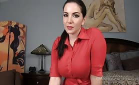 Goddess Alexandra Snow - Mommies Cure for Bad Dreams