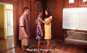 Rachel Steele & Stacie Starr - Taboo Stories, Aunt Rachel's Retreat