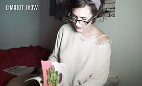Chariot Snow - Moms sweater