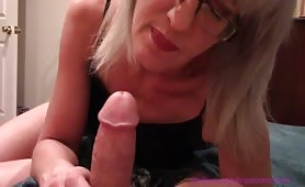 Cum for Mommy - Give Mommy a Facial