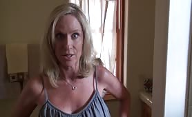 Jodi West - A little something from Stepmom before your date