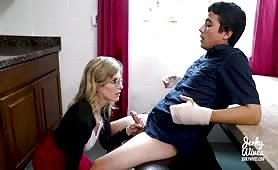 Cory Chase - Mother Takes Care of Her Disabled Son
