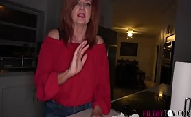 Andi James - My Mom Needs Some Special Attention After Getting Stood Up by my Dad