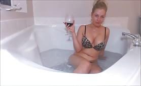 Missbehavin26 - Mom And Son Bathtub Fun