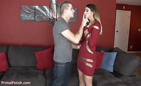 Brooklyn Chase - Surrenders to her Jealous Son