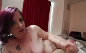 Jane Cane - Impregnating my Lonely Aunt