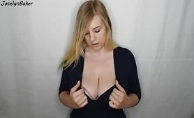 Jocelynbaker - Worship Mommy's Tits