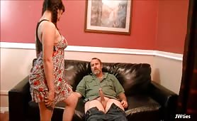 Camille Black - Cum Inside Daddy