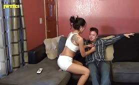 Issa Rose - Daddy, I Fucked Your Brother And He Came In Me Too: Scene 3
