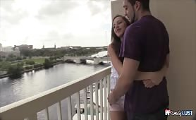 FamilyLust - Public Sex with Step Bro