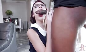 FamiliesTied - Scandalous Anal College Admission For Bratty Step-Daughter