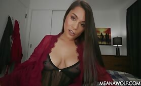 Meana Wolf - Mommy Sex Ed Part 2