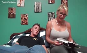 Taboo Fantasy - Mommy's Bedtime Story