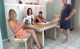 Taboo Fantasy - Mother's Day Orgy