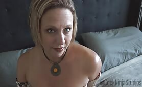 Brianna Beach - Jealous Son Confronts HORNY Mom for Fucking his Friends