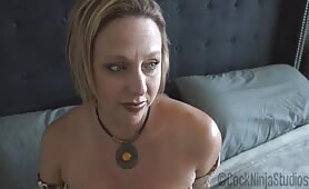 Brianna Beach - Jealous Son Confronts SLUT Step Mom For Fucking His Friends