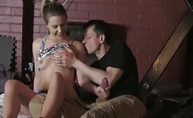 Aubrey Sinclair - Polishing Daddy's Knob