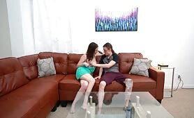 Bianca Baker - Making my Brother Fuck and Love me