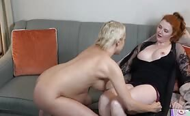 Haylee Love - Sister made to Eat Pregnant Pussy