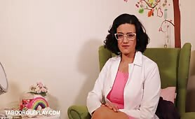 Penny Barber - Blackmail Blowjobs From Moms Therapist