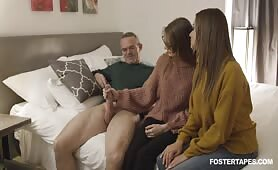 FosterTapes - Foster Daughter Learns Not To Keep Secrets