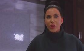 Korina Kova - Family Feud: Aunty makes you a man