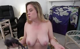 Erin Electra - Insecure Mom wants Sons Cock