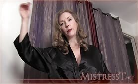 Mistress T - Step Mum Double Jerk Off