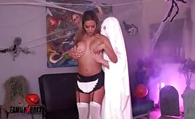 Nicole Ray - I banged my Mom on Halloween night