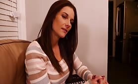 Mandy Flores - Mom And Son Kissing Lessons