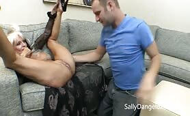 Sally D'Angelo – Driving Mommy Home