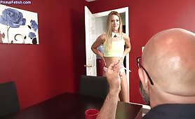 Avery Cristy – Disrespectful Daughter Learns That Bitches Get Put In Collars