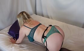 Erin Electra - Big Ass Mom Massaged and Fucked by Son